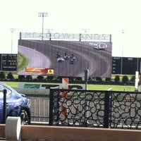 Photo taken at Meadowlands Racing & Entertainment by 🇩🇪 Michael 🇺🇸 🚔 on 5/31/2014