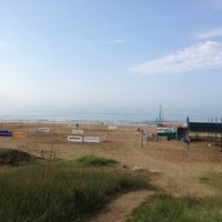 Photo taken at Beach Volleyball Camp Side by Anna A. on 4/22/2013