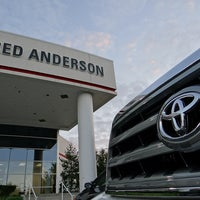 ... Photo Taken At Fred Anderson Toyota By Fred Anderson T. On 10/17/ ...