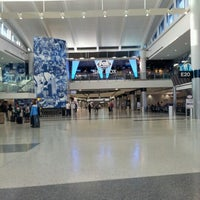 Photo taken at Terminal E by Hakan Cem on 10/10/2012