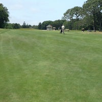 Photo taken at Mink Meadows Golf Club by Robert on 7/1/2014