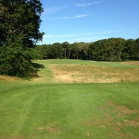 Photo taken at Mink Meadows Golf Club by Robert on 8/16/2013