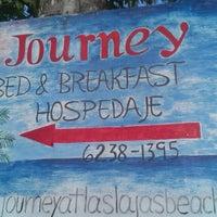 Photo taken at Journey Bed & Breakfast by Paweł W. on 3/22/2014