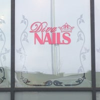 Photo taken at Diva Nails by Rick B. on 2/18/2013