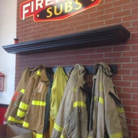 Photo taken at Firehouse Subs by Steve M. on 11/8/2013