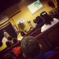 Photo taken at Manifested Glory Worship Center by rob r. on 3/31/2013