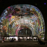 Photo taken at Markthal by Catarina N. on 10/31/2014