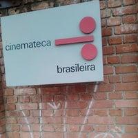 Das Foto wurde bei Cinemateca Brasileira von Marcelinho O. am 7/17/2013 aufgenommen