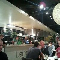 Снимок сделан в Lemon Jelly Café пользователем Diego C. 10/14/2012