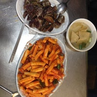 Photo taken at 원조떡볶이 by Seung-taeck L. on 2/26/2014