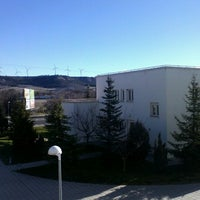 Photo taken at Universidad de Valladolid - Campus La Yutera by Sara C. on 2/6/2013