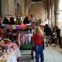 Foto tomada en Convent de Sant Agustí por ballesbcn el 11/18/2012