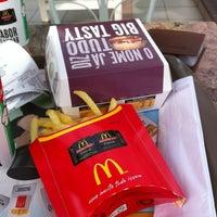 Photo taken at McDonald's by Carlos Júnior on 4/7/2013
