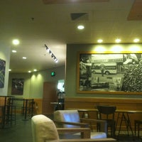 Photo taken at Starbucks by Robert on 10/10/2012