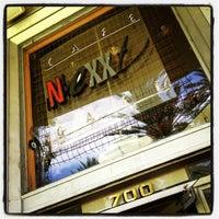 Photo taken at Nexxt Cafe by Manu G. on 7/25/2013
