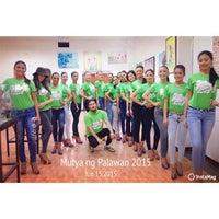 Photo taken at Palawan Provincial Capitol by noel n. on 6/14/2015