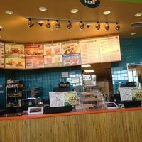 Photo taken at Tropical Smoothie Café by Ryan on 8/4/2013