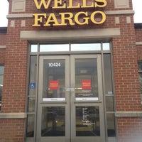 Photo taken at Wells Fargo by Arielle K. on 12/10/2012
