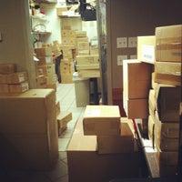 Photo taken at Starbucks by Cassie Jo R. on 11/1/2012