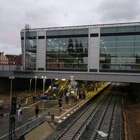 Photo taken at Bahnhof Berlin Ostkreuz by Stefan on 5/22/2013