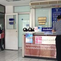 Photo taken at Lardprao Police Station by Scotch M. on 2/18/2014
