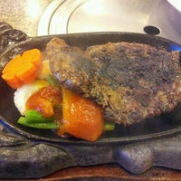 Photo taken at Cazasuki Italian Steak House by Ksl H. on 4/7/2013