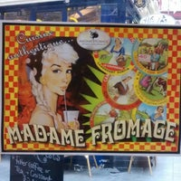 Photo taken at Madame Fromage by Andrew on 3/11/2015