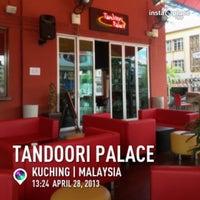 Photo taken at Tandoori Palace by Nanee J. on 4/28/2013