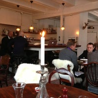 Photo taken at Restaurant Maven by Alexandre C. on 1/18/2013