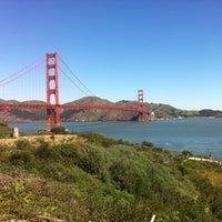 Foto scattata a Golden Gate Overlook da Alexandre C. il 4/16/2013