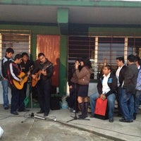 Photo taken at Escuela De Bachilleres Unidad Y Trabajo by Andy E. S. on 12/13/2012