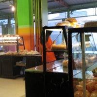 Photo taken at Roti MAROS, Cambaya by anugerah s. on 3/25/2013