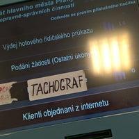 Photo taken at Registr řidičů by herrICH on 11/25/2016