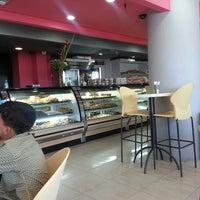 Photo taken at Panaderia Fressier by karenth b. on 6/19/2013