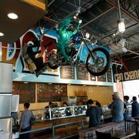 Photo taken at Freebirds World Burrito by Erich H. on 12/9/2015