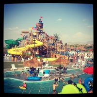 Photo taken at Waylons Water World by Susye on 9/29/2012