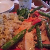 Photo taken at Pei Wei by Edna SemiMama H. on 7/14/2013