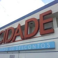 Foto tirada no(a) Shopping Cidade por Fred em 1/11/2013