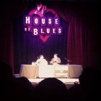 Foto scattata a House of Blues San Diego da Colan N. il 7/20/2013