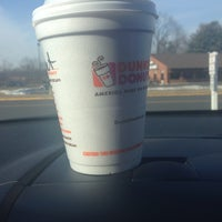 Photo taken at Dunkin Donuts by Sarah W. on 2/1/2014