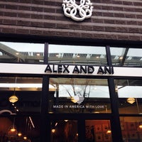 Photo taken at ALEX AND ANI by Sarah W. on 7/16/2014