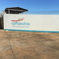 Photo taken at CPFL - Subestação by Felipe G. on 3/8/2017