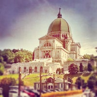 Photo taken at Saint Joseph's Oratory by Kastor -. on 10/4/2012