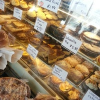 Photo taken at A Baker's Wife Pastry Shop by Anna C. on 11/17/2012