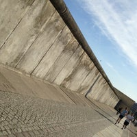 Photo taken at Berlin Wall Memorial by Юрий А. on 5/5/2013