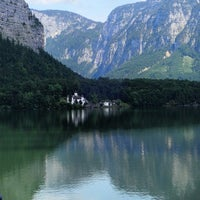 Photo taken at Hallstatt by Dong C. on 6/3/2014