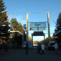Photo prise au Парк культуры и отдыха им. 30-летия ВЛКСМ par Kseniya G. le10/11/2012