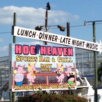 Photo taken at Hog Heaven by Ana on 1/25/2013