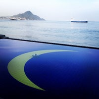 Photo taken at BEST WESTERN PLUS Luna del Mar by Ignacio G. on 10/19/2014