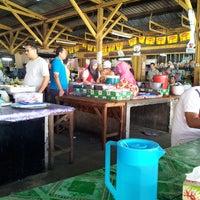 Photo taken at Pasar Pengkalan Chepa by Kamarruzaman H. on 7/6/2013